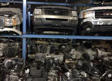 قطع غيار السيارات المستعملة كافة الموديلات قطع وارد مع ضمان يوجد تركيب أو توصيل
