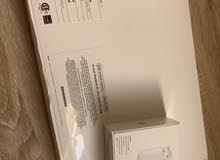 MacBook Air 13 inch + Apple AirPods  (Brand new)