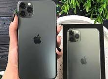 i phone 11 pro max بضمان سنه