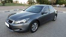 Honda Accord GCC First Owner Low mileage in immaculate condition