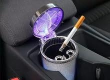 Cendrier de voiture avec lumière Led
