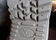 حذاء جلد للبيع
