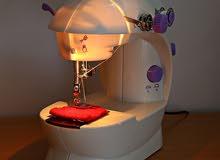 """ماكينة خياطة الصغيرة و الخطيرة SM 202A"""" الحل الأمثل و الاوفر للمبتدئين لتعلم الخ"""