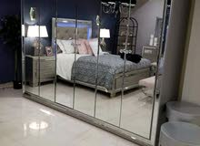 غرفة نوم للبيع مستعملة استعمال خفيف بحال الجديدة