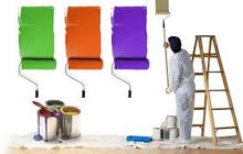 Painting Services like Villa Painting, Apartment Painting, Wall Painting, Door Painting etc