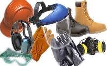 معدات سلامة شخصية PPE