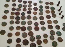 عملات رومانية قديمة معها 4 تحف