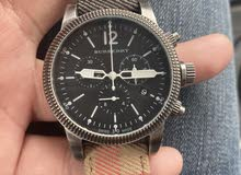 Swiss Made Burberry mens watch