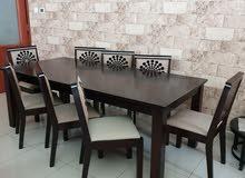 طاولة سفرة dining  table