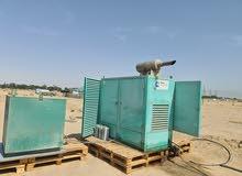 ماكينة كهرباء كومنز 65الف مويل2003 شغالة 500ساعة
