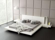 غرفة النوم عصرية بتمن رمزي