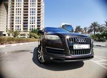 2010 Audi Q7 , V6 full option GCC specification