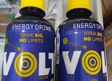 مشروب طاقة VOLT