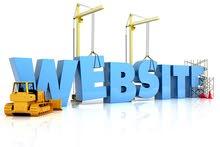 تصميم وتطوير مواقع إلكترونية