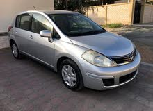 Nissan Tiida made in 2013 for sale