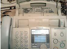 هاتف فاكس مستعمل من باناسونيك