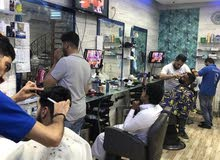 مطلوب حلاق في مدينة جدة
