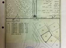 ارض سكنية بمساحة 622 متر في ولاية شناص
