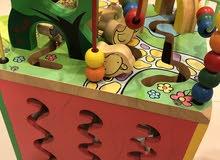 ألعاب لأطفال وعقلهم ذكاء اكثر في استخدام اليد