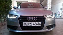 Audi A6 car is available for sale, the car is in  condition