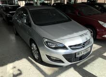 Automatic Opel Astra 2015