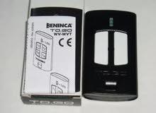 جهاز التحكم عن بعد remote control BENINCA