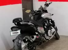 Yamaha vmax model 2009