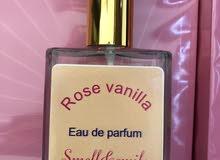 Rose vanilla Mancera