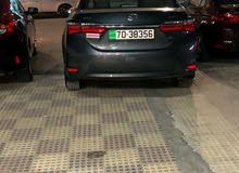 Automatic  2017 Corolla for rent