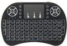 لوحة مفاتيح لاسلكية صغيرة