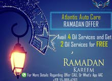 Ramadan Offer Starts Now in Atlantis Auto Care