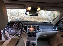 Used condition Jeep Grand Cherokee 2014 with 90,000 - 99,999 km mileage