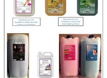 Lanudary and Cleaning Products for Retail and wholesale