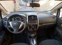 White Nissan Versa 2016 for sale