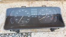 لوحة ساعات اوبل ريكورد بحال الوكالة