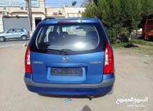 Gasoline Fuel/Power   Mazda Premacy 2000