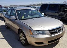 2008 Used Sonata with Automatic transmission is available for sale
