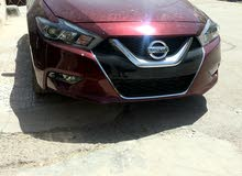 Red Nissan Maxima 2017 for sale