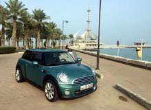 Turquoise MINI Cooper 2012 for sale
