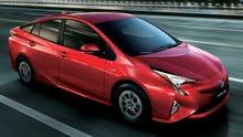 New Toyota Prius in Amman