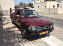 1992 Used Hilux with Manual transmission is available for sale