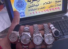 وكيل شراء الساعات للرولكس الاصليه المستعمله بمصر