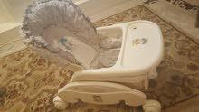 كرسي وسرير هزاز للاطفال