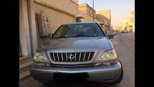 Lexus RX 2002