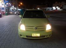 Yellow Toyota Xa 2004 for sale