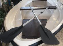 قارب للبيع جديد صنع إيطالي طوله 4 متر وعرضه 2 متر