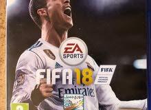فيفا 18 عربي  بلايستيشن 4 - FIFA 18 Arabic