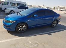 For sale Honda Civic car in Al Ain