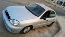 Silver Daewoo Lanos 2001 for sale