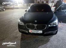 BMW 740 Li 2013 بدون جمرك